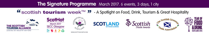 ScotHot 2017 - Part of Scottish Tourism Week